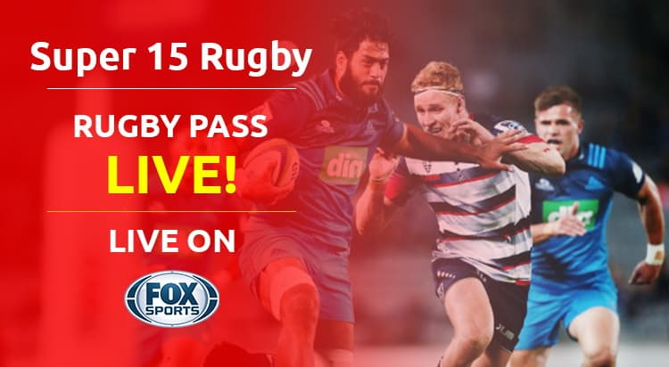 Super Rugby Live Stream