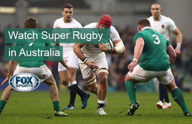 How to watch Super 15 Rugby in Australia