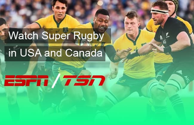 How to watch Super Rugby in the USA and Canada